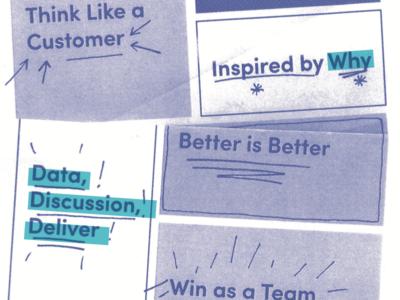 Newsletter smiledirectclub vector script typography type internal letter newsletter hand drawn scan