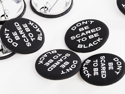 Black Button button african american race black  white black vector typography type
