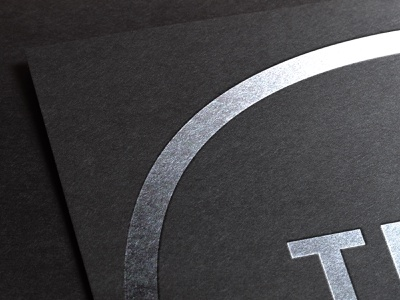 "Catalogue Design for ""TEJK OBEP"" Festival-Closeup Detail concept inventation texture mockup music festival print design detail closeup silver foil paper black minimalistic typography logo art curves forms composition abstract design"