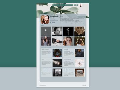 Profiles Page Farch