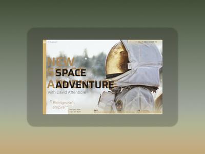 Space TV Show announcement 🌌🌌
