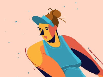 1 tenis illustration stella caraman 1x