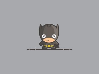 Batman - Voodoo Doll Series - DC Comics Universe