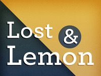 Lost and lemon 1400