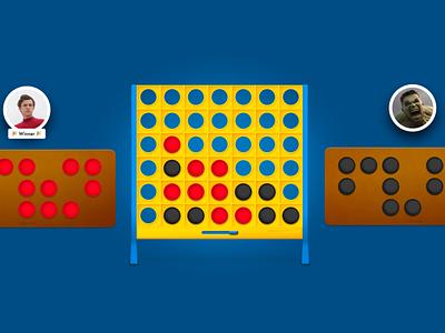 Connectabble illustraion design game