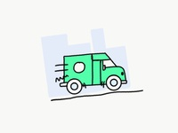 Laundry Truck