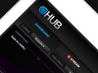 HUB Ipad App