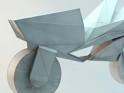 Creased Paper Moto