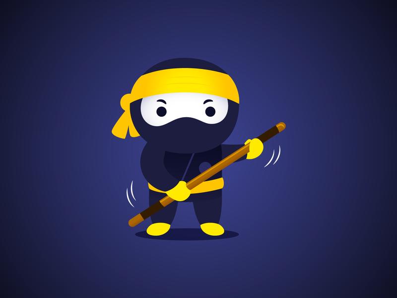 Do it like a ninja