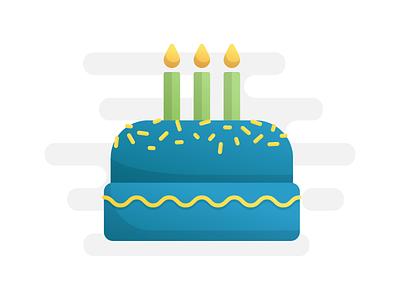 Birthday Bonus candle celebration cake birthday