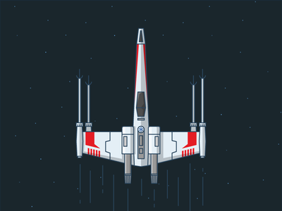X-Wing Fighter movie spaceship space jet aircraft pilot the last jedi fighter star wars x wing x-wing