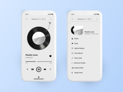 Day 9 Music Player design musicplayer music app branding illustration vector ux ui dailyui