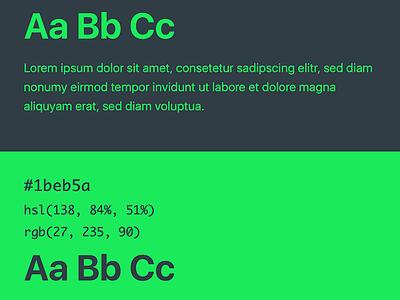 randoma11y color colors a11y