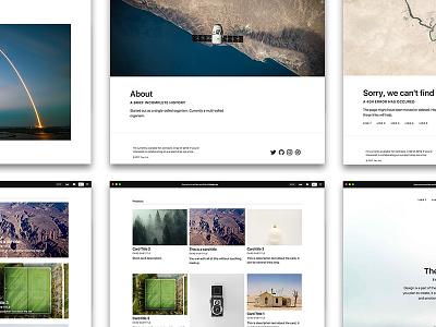 Portfolio Kit portfolio ui kit