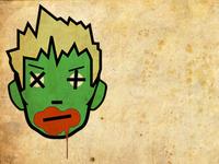 Zombie Portrait zombie