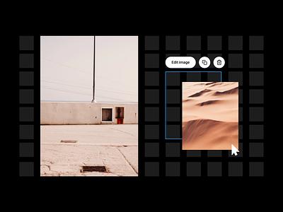 Visual Design simple website design designs clean website builder creative art design visual design grid minimal zyro graphic figma design