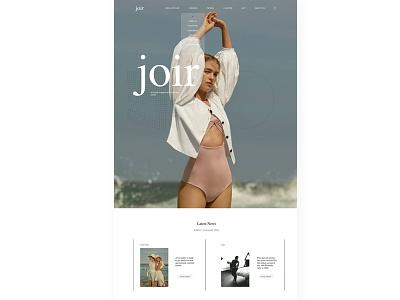journal website ux illustrator illustration ui figma design figma website web graphic design