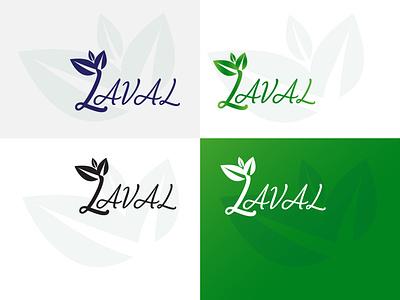 Laval Logo logos 2020 trend design new design desogn idea design sayadshuvo logodesign landing lavalamp lavender logotype layout logo laval logo