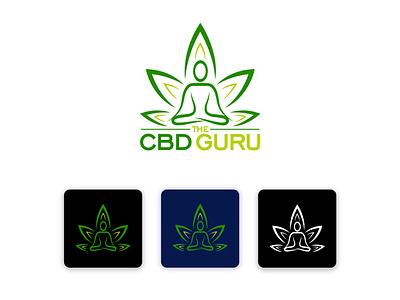 Guru Logo 2020 trend design dribbble design desogn idea logo colors green colors green color green grean leaf pattern leafs leaf logos leaflet design leaf logo leaf leap