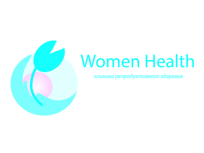 "Logo design for the reproductive health clinic ""Women's Health""."