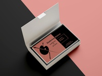 Design a personal business card.