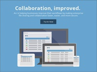Collaboration, improved.
