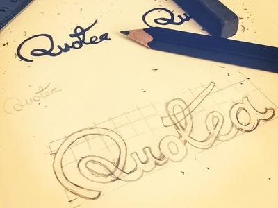"""Quotea"" Sketches"