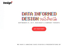 Data Informed Design