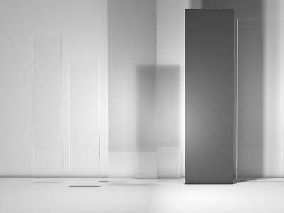 glass c4d inspiration color shape graphic