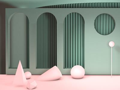 green design inspiration visual shape graphic color