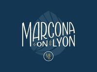 Marcona on Lyon Logo