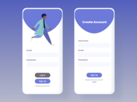 Day 1 of the Daily UI Challenge