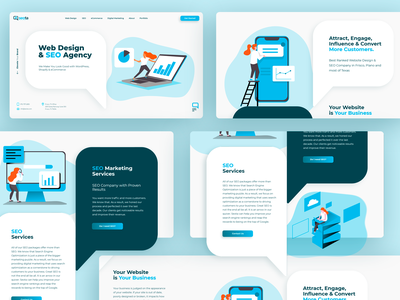 Seota website seo agency web agemcy agency design web website design