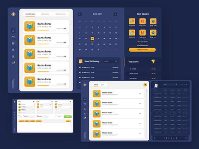 Ofcourse app design webdesign website web ux ui
