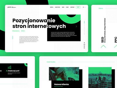 janthony.agency branding logo design webdesign website web ux ui