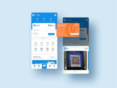 Dana App UI & UX Redesign