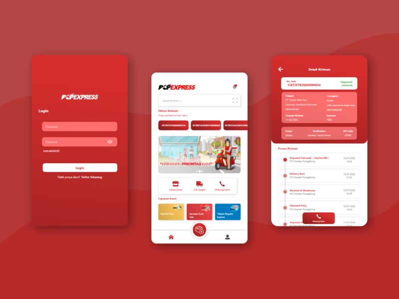 Redesign MyPCP App mobile tracking app app design ui mobile app design mobile app app mobile ui