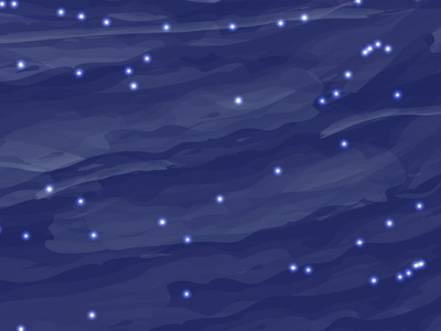 illustration of the sky at night with the stars stars sky illustration art night flat vector illustration design