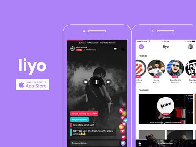 Liyo update app ios app music together music liyo