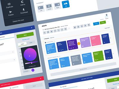 Elearis – Platform ux ui platform design education edtech