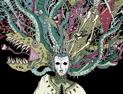 ´´Vórtice´´ book cover close up