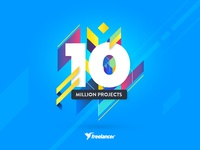 10 Million Projects