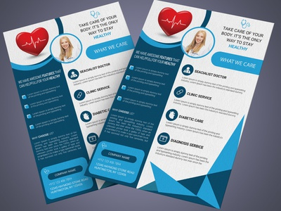 Medical Flyer Design. How is looking