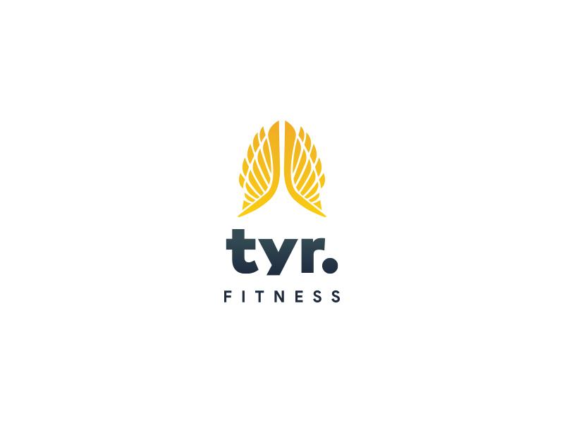 Tyr fitness logo