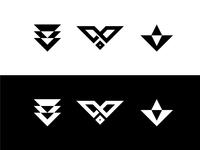 V Logo Ideas