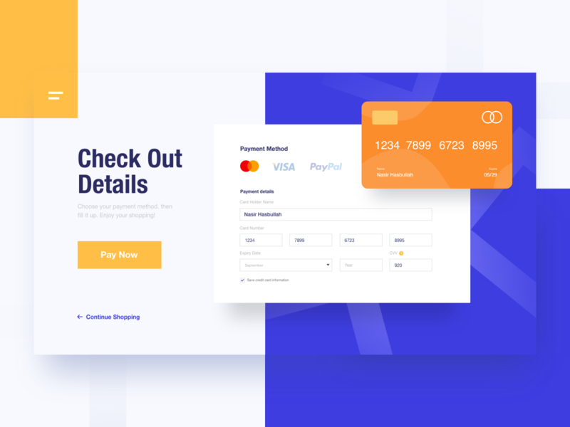 Credit Card Checkout paypal payments payment method dailyui002 dailyui gaming website credit card checkout shopping cart shop gaming design ui design aesthetic ui landingpage webdesign uiux