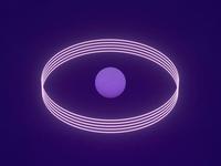 purple cube experimenting