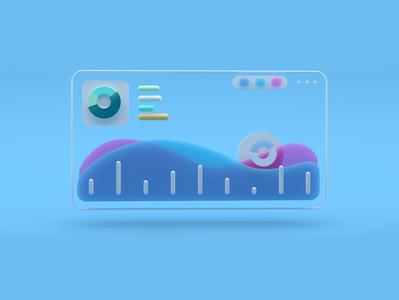 3d dashboard