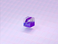 cube broken exploration