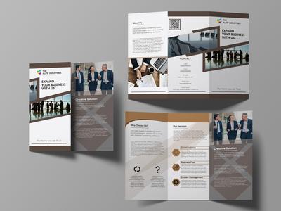 Tri Fold Corporate Brochure